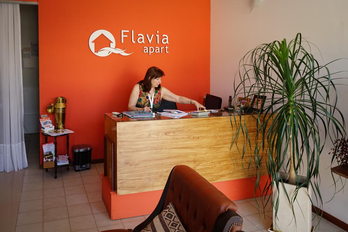 Apart flavia Recepción-1